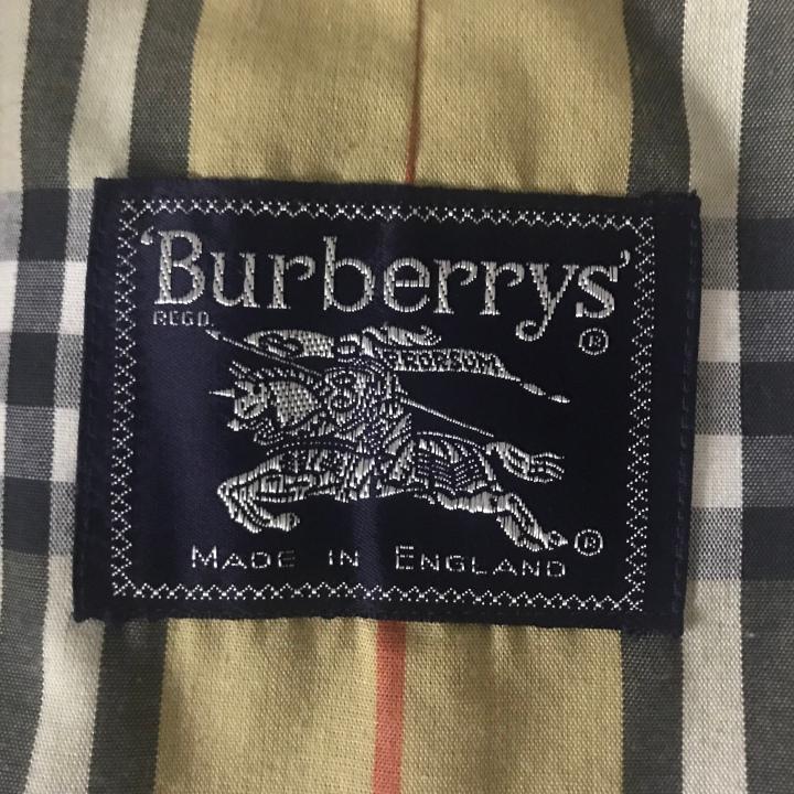 Burberry – my BEST vintage designer find (todate)