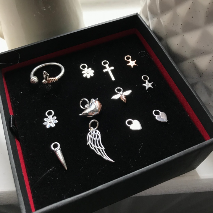 Steff Mix & Match Charms & Hoops Collection by Steff Jewellery